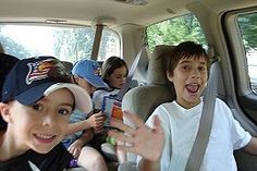 Car Travel Games for Kids. Lots of neat and fun ideas for the time between here and there. #kids #games