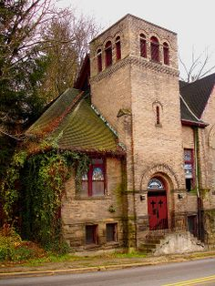 First Baptist Church, Brownsville, PA abandoned | Flickr - Photo Sharing!