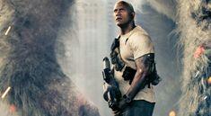 Nuovo trailer italiano del film action Rampage – Furia Animale con The Rock