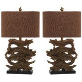 """Found it at Wayfair - Forester 26.5"""" Table Lamps (Set of 2)"""