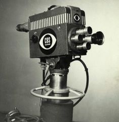 Television cameras were the Eyes Of A Generation; this is Television history the way they saw it