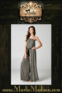How to Marry a Millionaire  http://www.marliemadison.com/dresses/rompers/how-to-marry-a-millionaire
