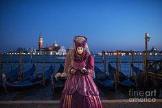 Venice Photograph - Venice Carnival '15 V by Yuri Santin