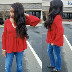 Get this look: http://lb.nu/look/8578423  More looks by KaSonndra L.: http://lb.nu/livewellbefabulous  Items in this look:  Bell Sleeve Open Back Blouse