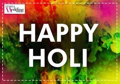 May this #Holi be filled with colorful moments to cherish #Forever