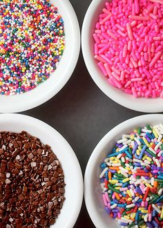 Sprinkles by Bakerella, via Flickr