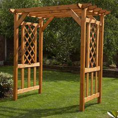 66 Ideas For Backyard Wedding Arch Diy Garden Arbor Diy Pergola, Cheap Pergola, Outdoor Pergola, Pergola Shade, Pergola Ideas, Pergola Kits, Arbor Ideas, Gazebo, Pergola Roof