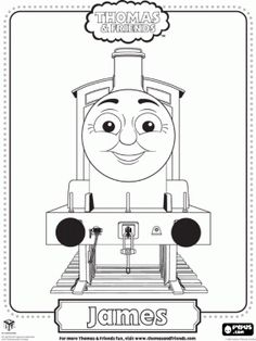 free printable thomas the train coloring pages trains party