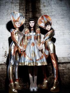Best of 2012: PAM HOGG | Fashion | HUNGER TV