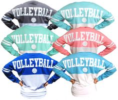 Love This : Billboard Volleyball Jersey - Two-Tone