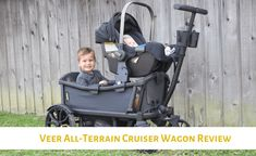 Veer All-Terrain Cruiser Wagon Review - #veerwagon #veerbabywagon #wagon #babywagon #wagonreview #BABYwagonreview #bestbabywagon #babywagoonfeatures Best Potty, Kids Wagon, Baby First Foods, Best Baby Carrier, Potty Training Tips, Baby Prams, Baby Swag, Baby Care Tips, Baby Health