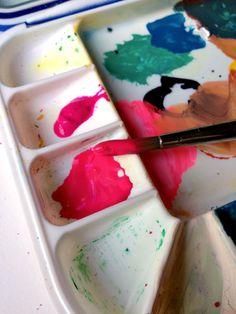 Gouache 101 (for art journaling) — Journal Girl
