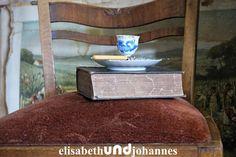Weiteres - Shabby chic! Heilige Schrift Bibel 1906, uralt! - ein Designerstück von elisabethUNDjohannes bei DaWanda