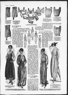 Gracieuse. Geïllustreerde Aglaja, 1918, aflevering 11, pagina 7