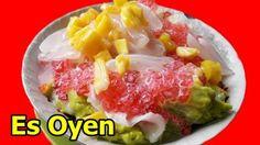 Resep Es Oyen Segar Banget. Dengan bahan lengkap buah-buah an yang manis.