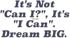 #KJACDesigns #Cafepress #GiftShop I Can #DreamBig #Motivational & #inspirational #Gifts for #Family #Friends #Groups #Teams #Schools or #Companies #leadershipblogger #inspirationalblogger #motivationalblogger Find it at http://www.cafepress.com/dd/106275930 via @cafepressinc