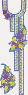 Bridal Embroidery Kurti Dresses Designs - Embdesigntube