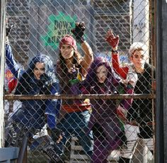 Descendants ♥