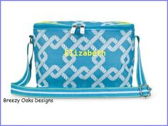 Personalized Coastal Link Small  Cooler