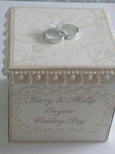 Wedding explosion box.