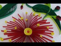 Paper Quilling Home Decoration Ideas : Amazing Home Decoration Using Qui...