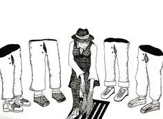 いいね!49件、コメント1件 ― ウエダ ツバサさん(@tsubasa_ueda1111)のInstagramアカウント: 「#イラスト #アート #ペン画 #illust #illustration #art #artwork #draw #drawing #pendrawing #pencil #pen…」