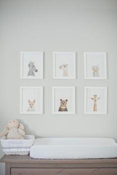 Gender neutral nursery inspiration Nursery | Baby Room | Nursery Decorations | Pregnancy | RMG