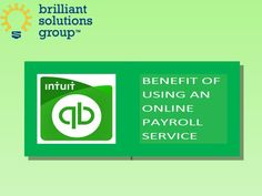 Intuit Payroll Online