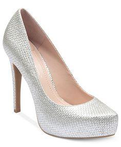 Shower? BCBGeneration Shoes, Parade Platform Pumps - Pumps - Shoes - Macy's  @Connie Tirondola