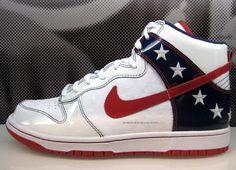 Nike Dunk High - Evil / Evel Knievel