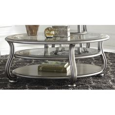 Signature Design by Ashley Coralayne Coffee Table