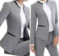 Office Dresses Office Outfits Blazers For Women Suits For Women Office Fashion Work Fashion Hijab Fashion Fashion Outfits Jacket Pattern Blazers For Women, Suits For Women, Clothes For Women, Women Blazer, Dress Suits, Skirt Suit, Work Fashion, Cute Fashion, Blazer Outfits