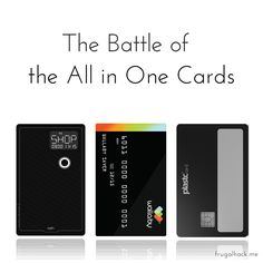 The Battle Of All In One Cards