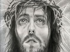 my kind of jesus 30 Magnificent Drawings of Jesus