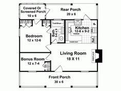 modele de case mici pentru parinti 3 plan