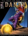 Dandy : All Hail to the King (Book 3)  You got it all, Dandy. But someone else wants the throne upon which the King of the Stage rests. It's time to board the train. We're headed back to a world of dreams. You are all invited into this wonder filled extravaganza! Welcome, One and All... to a crazy world, where if you can dream it... you can be it! Dandyworld.   #CarnivalOfSouls #JazanWild #FunhouseOfHorrors #JacobStone #JakeStone #Freakshow #Dandy #CarnivalComics Free Comic Books, King Book, Dandy, Carnival, Stage, Train, Dreams, Comics, Board