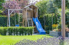 Kindvriendelijke en functionele tuin