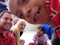 #Selfie teaching these kids about selfies was hilariously fun.