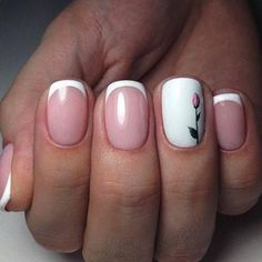 Cute Pink Nail Art Designs for Beginners