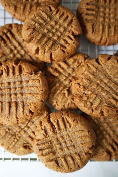 These flourless Peanut Butter Collagen Cookies are soft, chewy, and delicious! And even easier to eat! Seriously the best gluten-free cookies! Peanut Butter Recipes, Peanut Butter Cookies, Yummy Cookies, Paleo Baking, Gluten Free Baking, Power Cookie Recipe, Best Gluten Free Cookies, Snack Recipes, Paleo Recipes