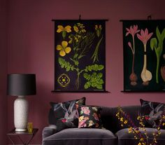 To keep things feeling cohesive, not chaotic, pair jewel tones with neutrals or colors that have a similar intensity.
