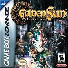 Golden Sun The Lost Age