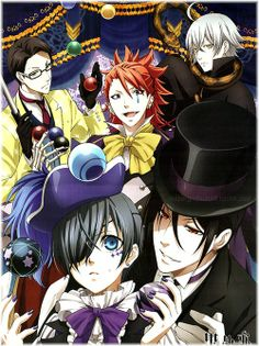 Kuroshitsuji (Black Butler) Book of Circus Is book of circus good???