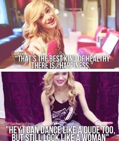 "~ Olivia ""Chachi"" Gonzales"