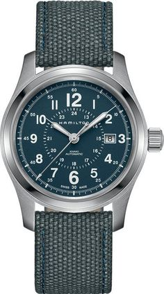 @hamiltonwfan Khaki Field #add-content #basel-16 #bezel-fixed #bracelet-strap-synthetic #brand-hamilton #case-material-steel #case-width-42mm #date-yes #delivery-timescale-call-us #dial-colour-blue #gender-mens #luxury #movement-automatic #new-product-yes #official-stockist-for-hamilton-watches #packaging-hamilton-watch-packaging #style-dress #subcat-khaki-field #supplier-model-no-h70605943 #warranty-hamilton-official-2-year-guarantee #water-resistant-100m