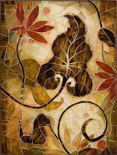 Leaf Mosaic.