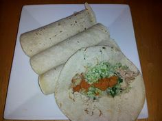 CalCor LLC Belize Peppa and more: Belizean Style Taco with Fayah Peppa on top...A little creativity goes a long way in cooking....