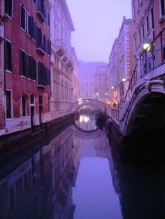 Venice, Italy  Oooohhhh how I miss you!