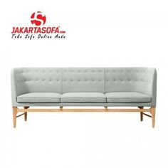 My Restricted Sofa, Grey color. Find it at www.jakartasofa.com