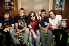 "Cage the Elephant ~ ""Come A Little Closer"""
